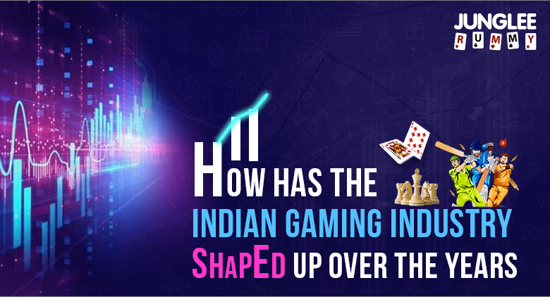 How has the Indian Gaming Industry Shaped up over the Years