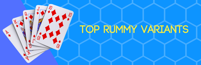 Top rummy variations