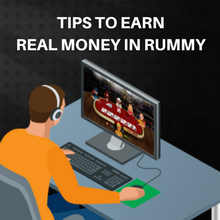 Tips to earn real money with rummy