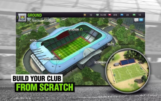 Top Eleven Football Manager (Sports)