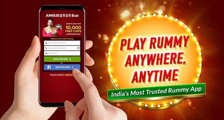 Play rummy on Android