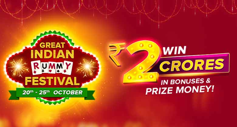 The Great Indian Rummy Festival 2018