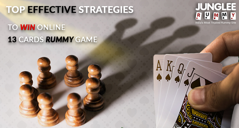 Best rummy strategy