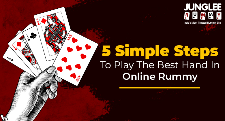 Tips To Play The Best Hand
