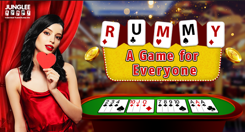 Rummy: A Game for Everyone