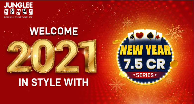 Give a Grand Welcome to 2021 with New Year 7.5 Crore Series
